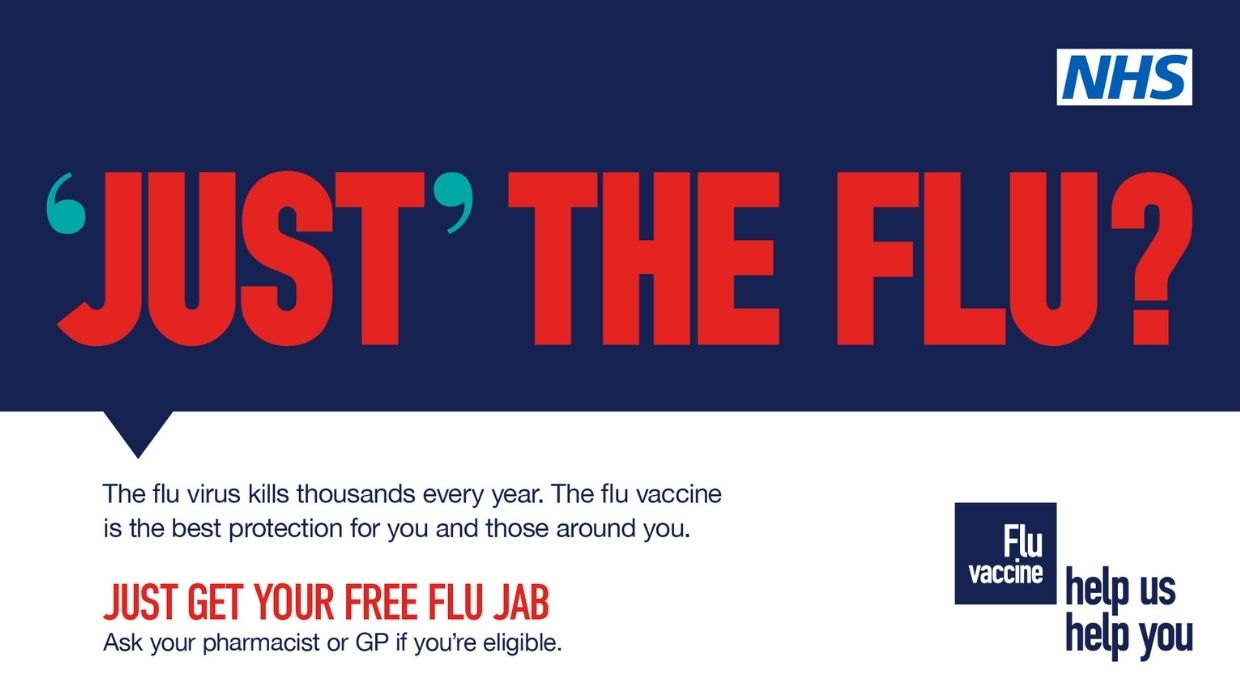Image for news article entitled Kent residents encouraged to get their flu vaccine