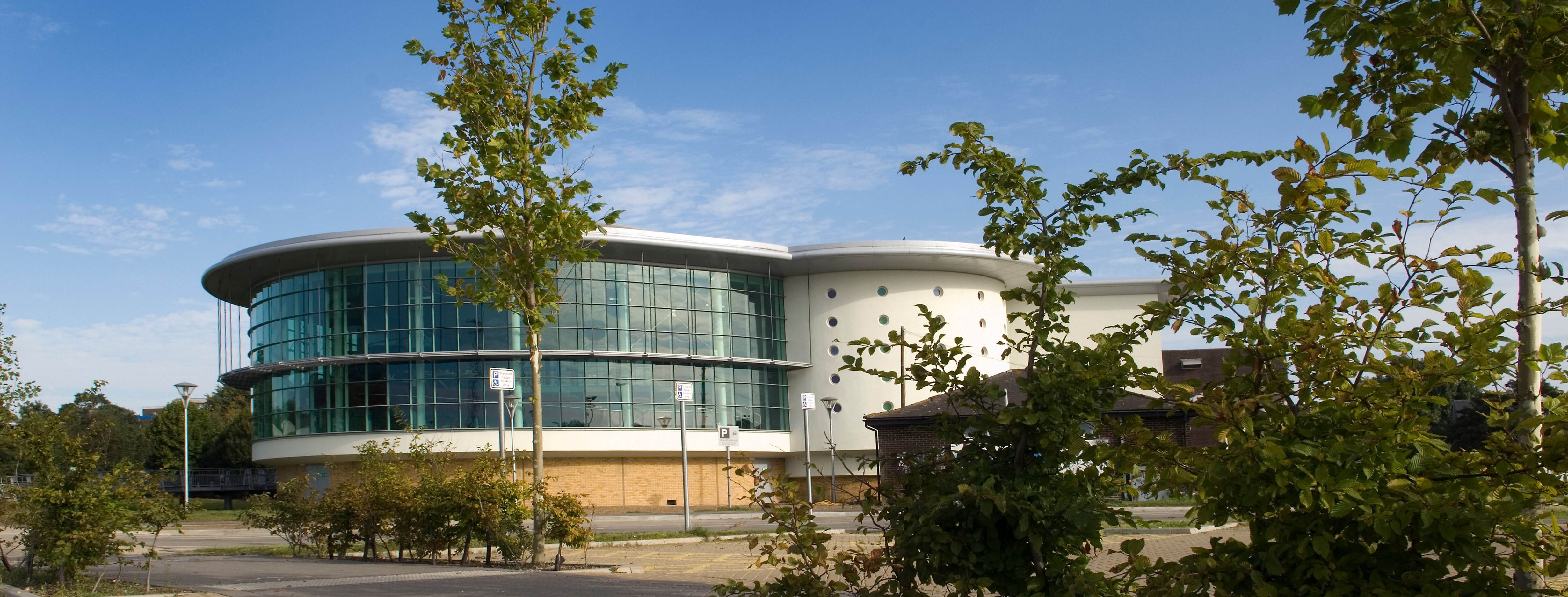 News article entitled Stour Centre to close ahead of major refurbishment