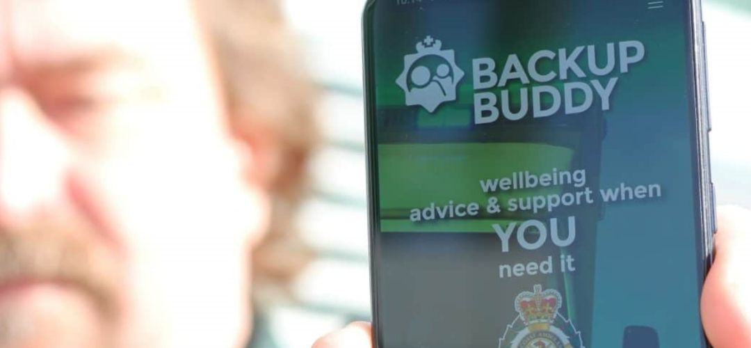 image for news article entitled Wellbeing app now available for SECAmb staff and volunteers