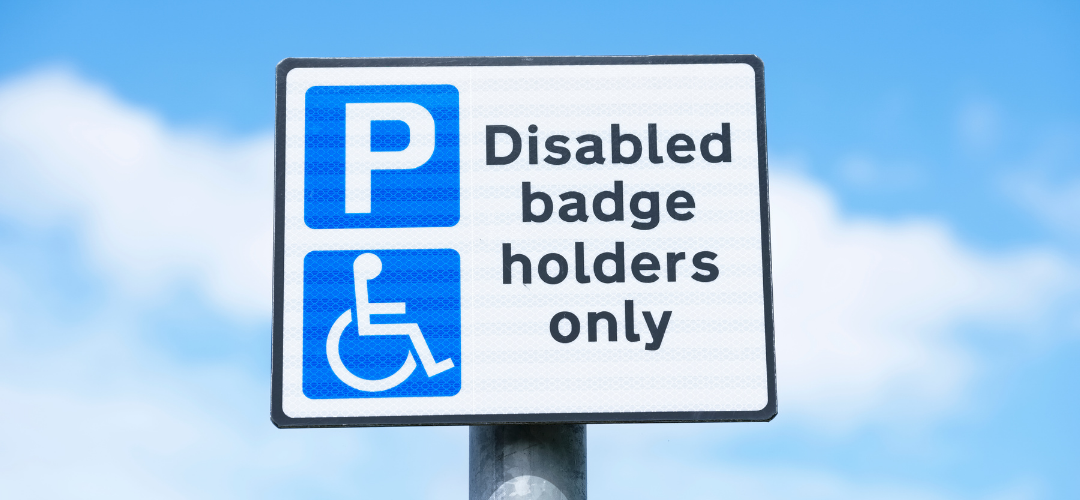 News article entitled Woman admits using dead mother's Blue Badge parking permit