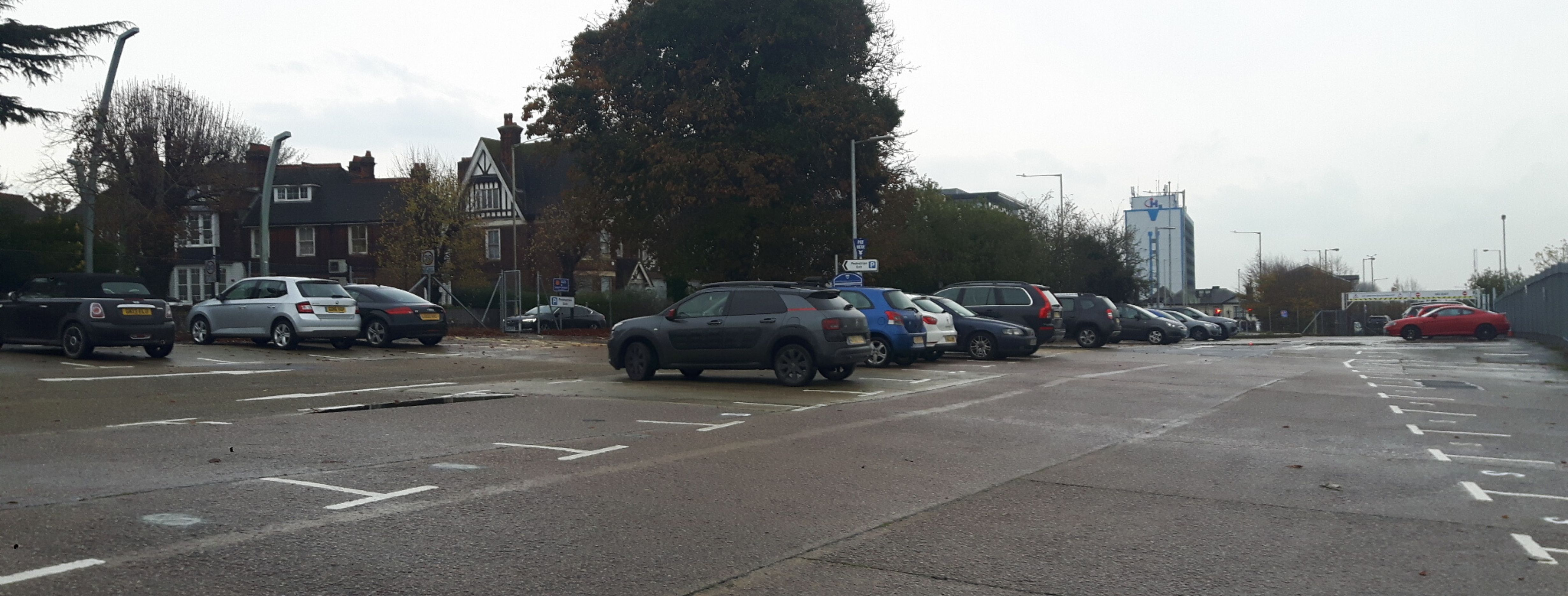 image for news article entitled Elwick Road car park update