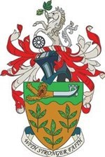 The Borough Arms crest