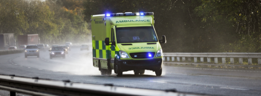 News article entitled Keep 999 available for emergencies this winter