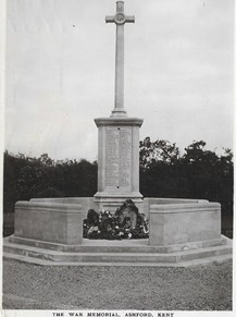 Ashford War Memorial