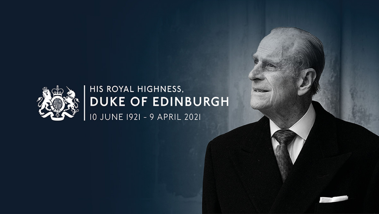 Council Services article entitled HRH The Duke of Edinburgh