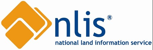 National Land Information Service logo