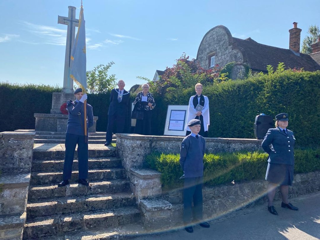'Raising of the Red Ensign' ceremony to mark Merchant Navy Day