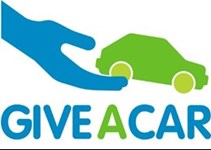 Give a car logo, image of a hand picking up a car
