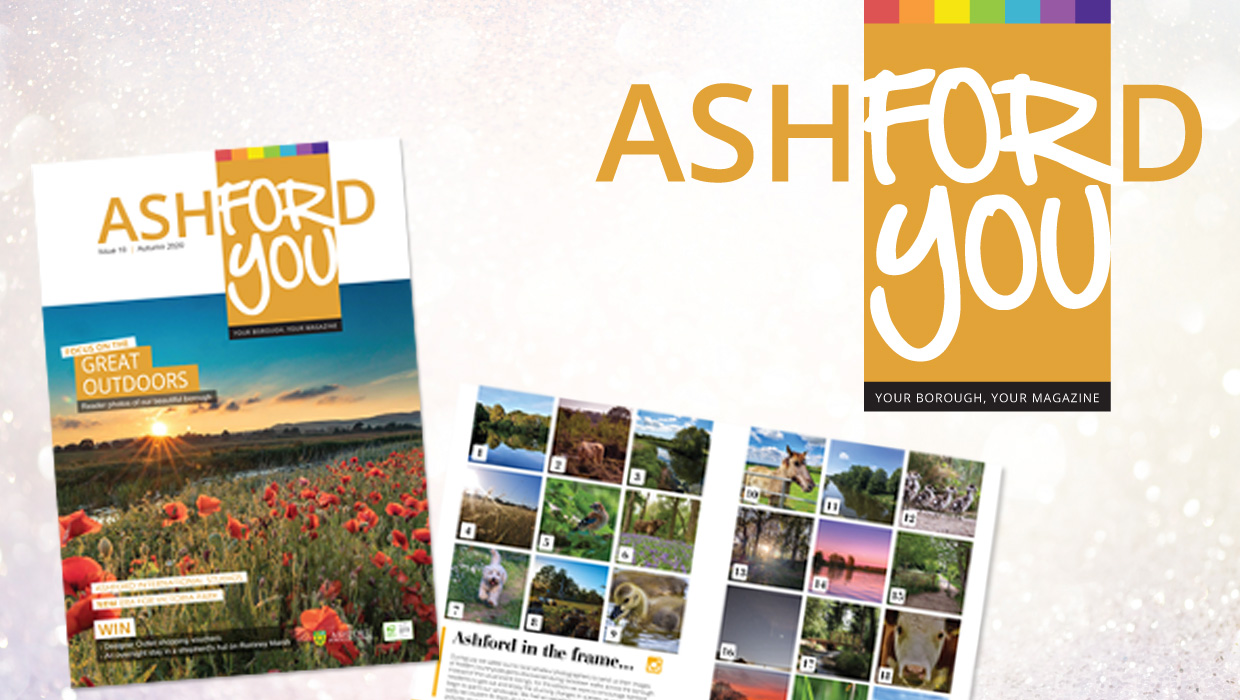 Image for news article entitled Autumn edition of Ashford For You magazine now out