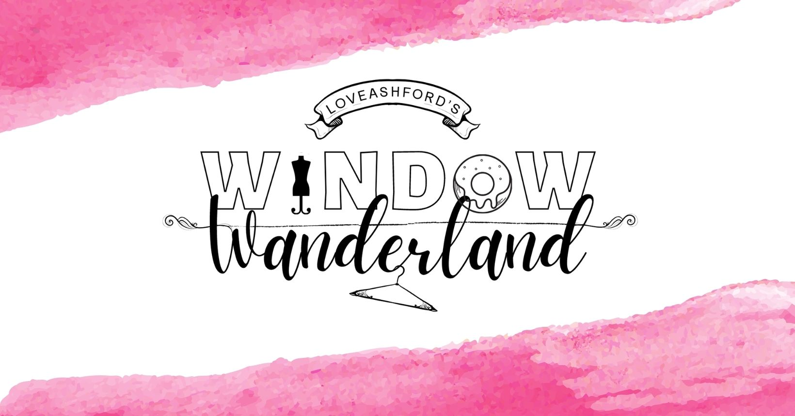 image for news article entitled Window Wanderland comes to Ashford town centre